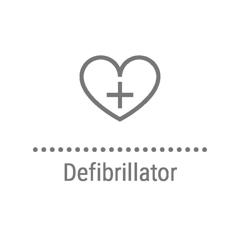 Defibrillator